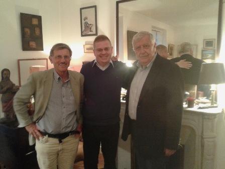 12 Apr 2016 Prof. Giovanni Balcet prof. Zoran Grubišić i prof. Xavier Richet