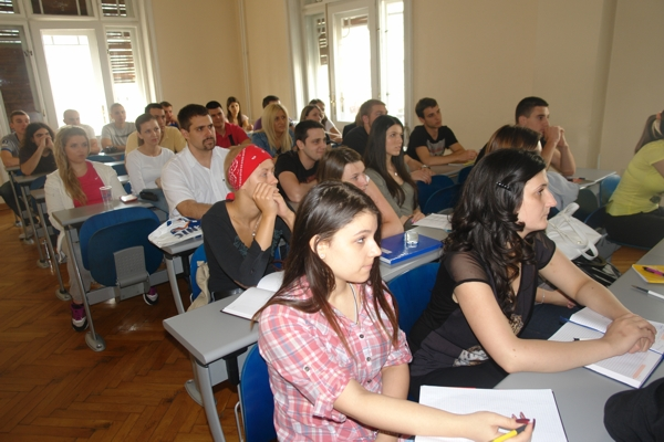 22 maj studenti