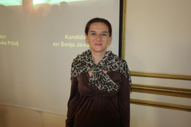 27 Sept Sonja Jovanovic