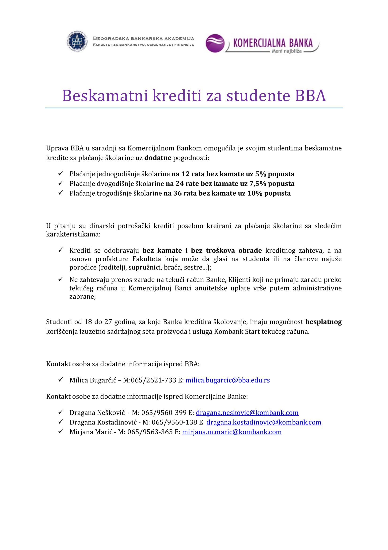BBA 1