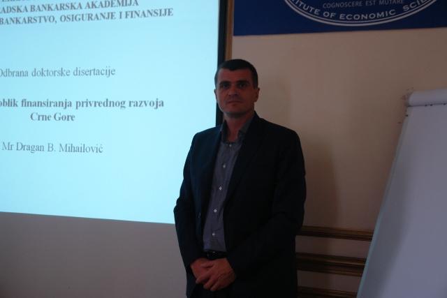 Dragan Mihailovic