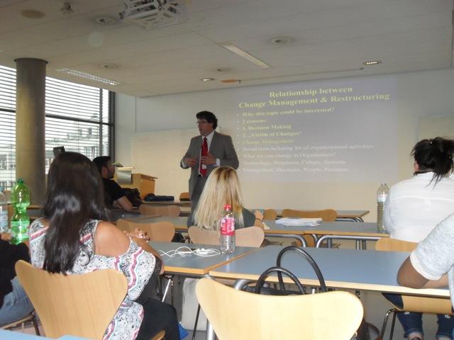 Eric Frankfurt predavanje