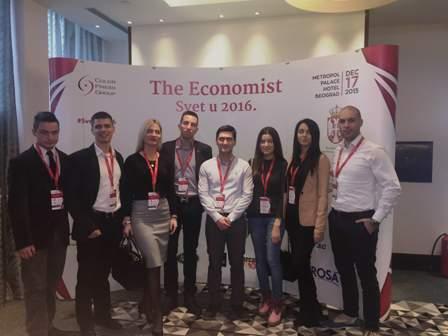 Konferencija The Economist