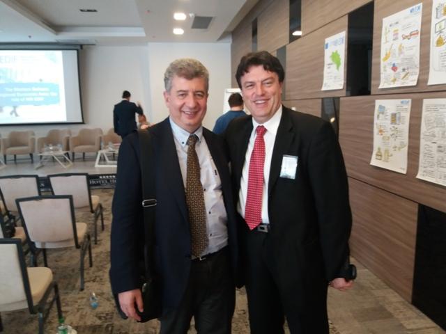 Massimo Cingolani Evropska investiciona banka i profesor Erić