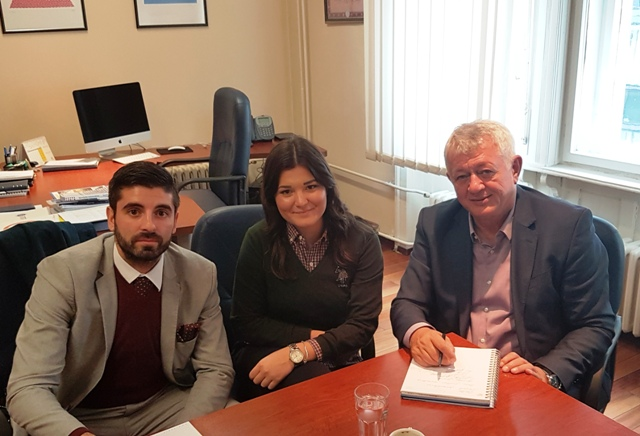 Potpisivanje ugovora sa Zepter International
