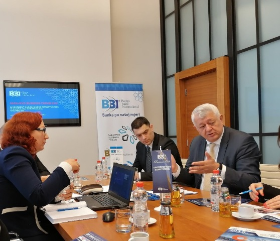 Privredna komora Sarajevo biznis forum