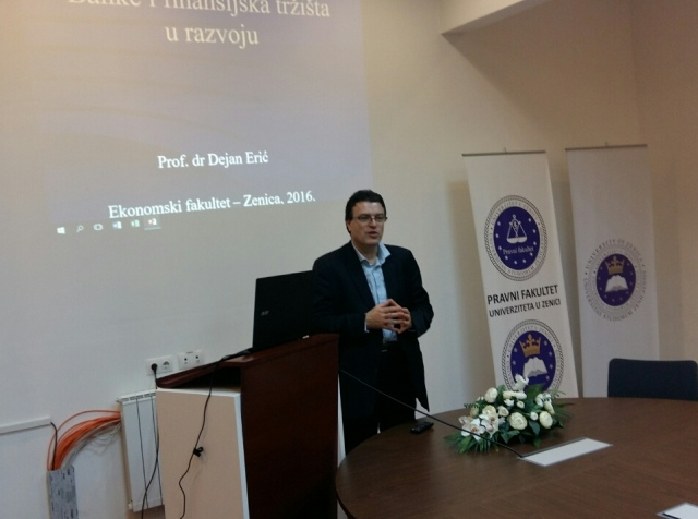 Prof Eric Zenica