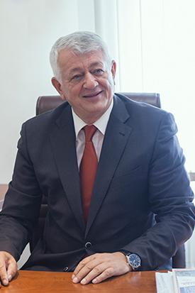 Emeritus prof. dr Hasan Hanić