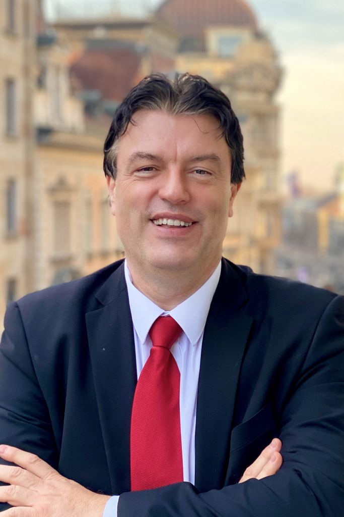Dejan Erić Dekan BBA