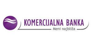 Komercijlan banka logo