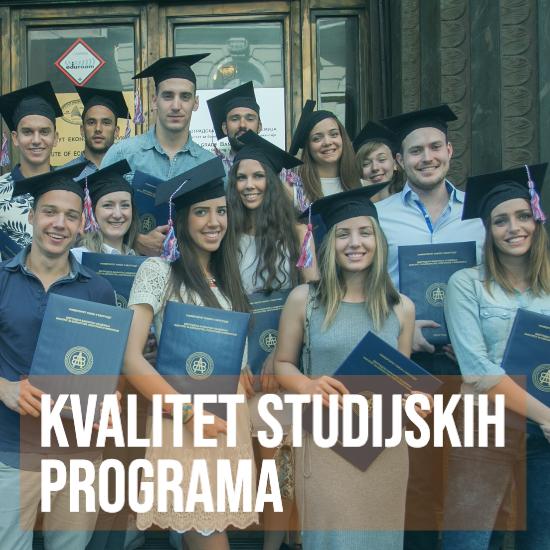 BBA Kvalitet studijskih programa