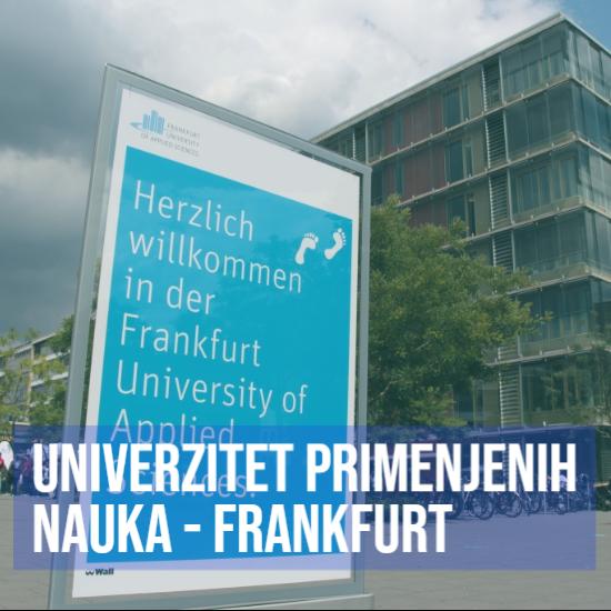 Međunarodna saradnja Franfurt