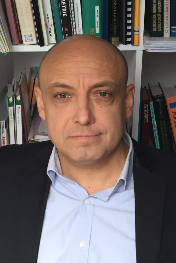 Dr Nikolay Nenovsky